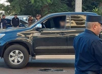 Revalan imágenes de asesinato de agrónomo en Pedro Juan