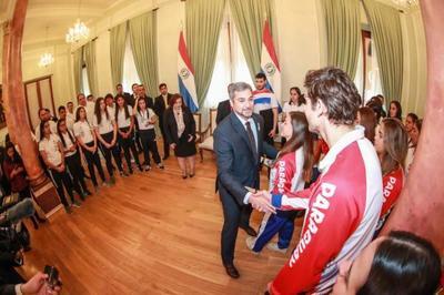 Presidente despidió a deportistas que competirán en los Juegos Panamericanos Lima 2019