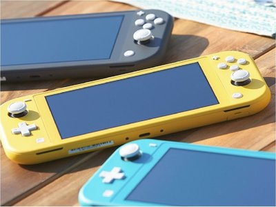 Nintendo lanzará en setiembre su consola portátil Switch Lite