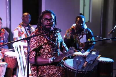 'Concierto Paraguaýpe' conjuga artistas senegaleses con paraguayos