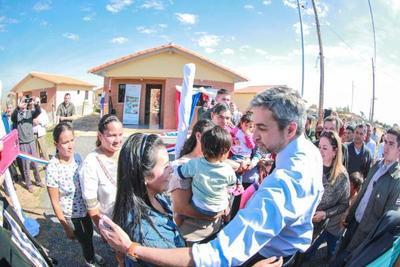 Gobierno avanza en la concreción de más soluciones habitacionales para familias vulnerables