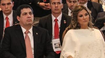 Esposa de vicepresidente pide sancionar a policía que denunció a fiscal