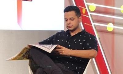 "Ángel Saracho reflexiona: ""No sirvo para la tv"""