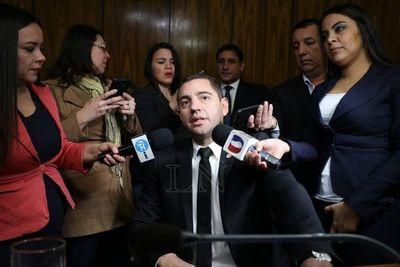 Pedro Alliana eliminó 24 direcciones en Diputados