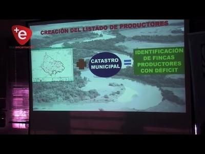 PRESENTAN MANUAL PARA LA RESTAURACIÓN DE BOSQUES PROTECTORES DE CAUCES HÍDRICOS