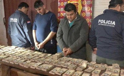 Prisión preventiva para detenidos con droga y dinero falso