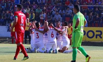 General Caballero de Mallorquín avanza en Copa Paraguay