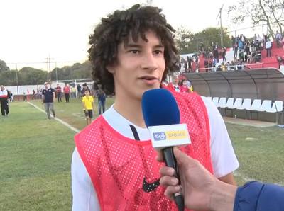 Iván Franco y su posible transferencia al campeón francés
