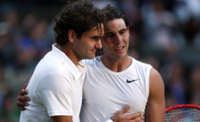 HOY / Lo mejor del tenis, con Roger y Nadal frente a frente