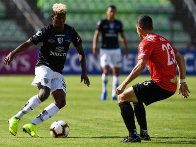 Independiente del Valle rescata un auspicioso empate de su visita al Caracas