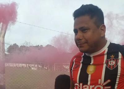 Erwin Ávalos regresa a la élite del fútbol paraguayo