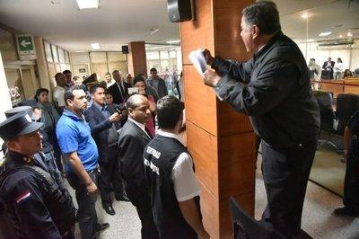 """Taxista: """"mi furia es contra los dueños de los medios de comunicación"""""""