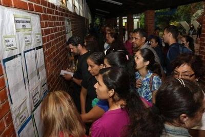 HOY / Mitad de docentes reprobó concurso público y alega que examen era ambiguo
