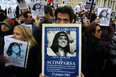 Las tumbas en el Vaticano donde buscaban a Emanuela a Orlandi están vacías