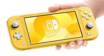 Nintendo Switch lanzará una consola económica