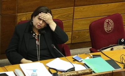 HOY / Nombramiento de Lacognata fue un acto de solidaridad, según senadora