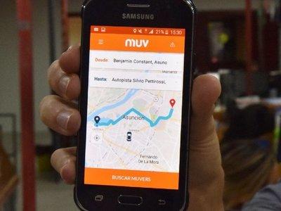 Senadores presentan proyecto para regular servicios de Uber y MUV