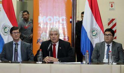 Presentan proyecto de ampliación del número de rutas nacionales » Ñanduti