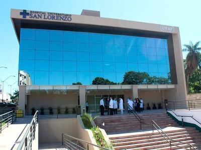Consultorios, diagnóstico y laboratorio ya esta habilitado en el Hospital Universitario San Lorenzo