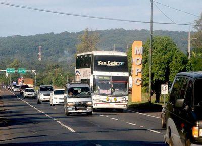 Paraguay actualiza su red vial nacional después de 57 años
