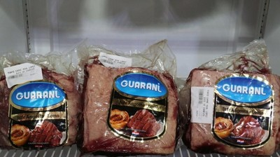 Uruguay aumentó 63% la importación de carne vacuna en el año