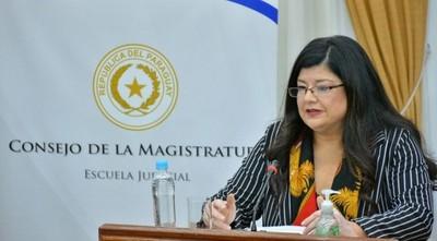 """""""Ungida"""" ministra de la Corte con el menor puntaje: """"El presidente busca una jueza amiga"""""""