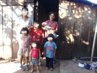 Pretenden desalojar a una familia, de un terreno municipal