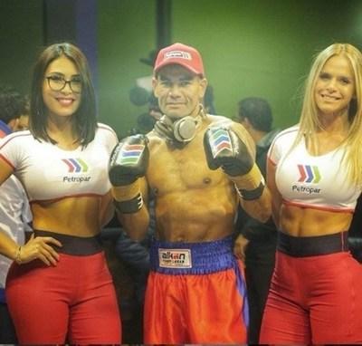 """Otorgan libertad condicional al campeón """"La Pantera"""" Moray"""