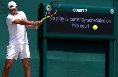 Nadal y Federer, once años después
