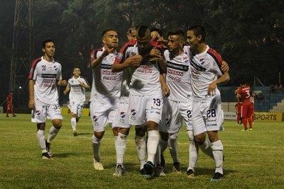 Los juveniles de Nacional se lucen en la Copa