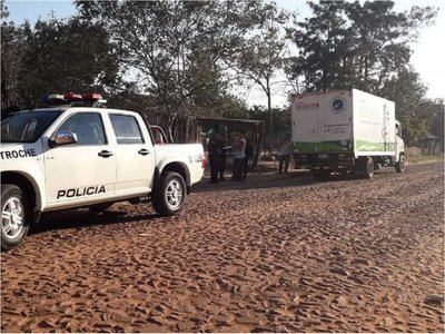 Asaltan repartidor de lácteos y se alzan con G. 3 millones en Guairá