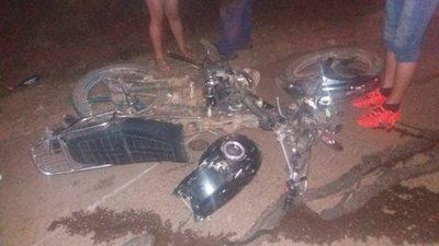 TRINIDAD: MENOR EN GRAVE ESTADO TRAS ACCIDENTE SOBRE LA RUTA 6