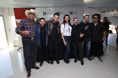 Lanzamiento de Fiesta Paraguaya