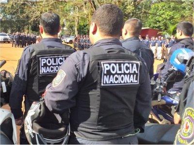 Policías en  empresas alteran función afectando más el déficit de personal