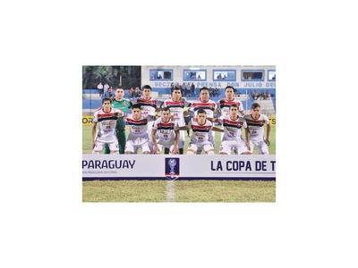 Nacional y San Lorenzo, en carrera