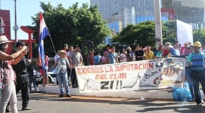 Preparan protesta para exigir destitución de jueces y fiscales que responden a Zacarías