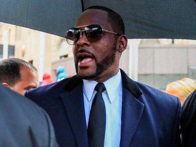 Detenido de nuevo por delitos sexuales el cantante R. Kelly