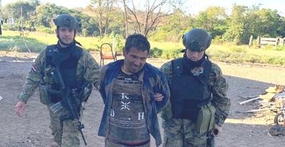 Tras enfrentamiento detienen a líder narco vinculado con Comando Vermelho