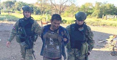 Tras enfrentamiento, desmantelan grupo narco en Capitan Bado