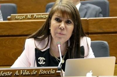 Diputada liberal pedirá expulsión de sus colegas