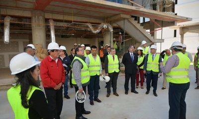 Mejorarán acceso al futuro Palacio de Justicia de CDE