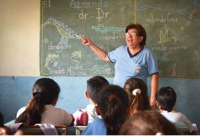 MEC cubrió 99,8% de las vacancias docentes