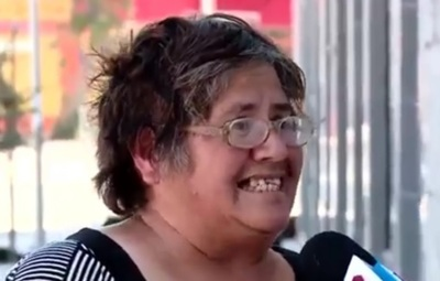 Mujer que se hizo viral dice que vive enferma y en la pobreza