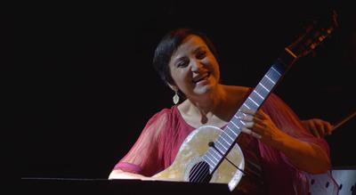 Aprendiendo con Berta Rojas y Paquito D´Rivera, en una Masterclass