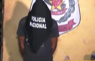 Motochorros rastreados por GPS en San Lorenzo