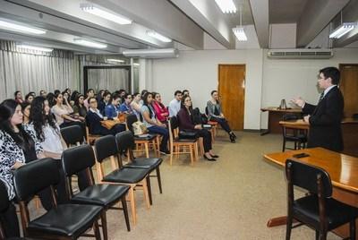 En marcha primera ''Escuela de Líderes de Misiones''