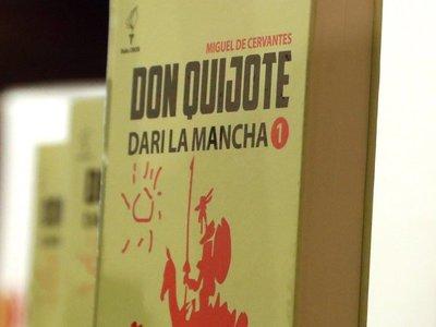 El Quijote y Sancho Panza comienzan a cabalgar en Indonesia