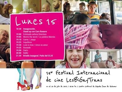 Arranca la XV Edición del Festival Internacional de Cine LesBiGayTrans de Asunción