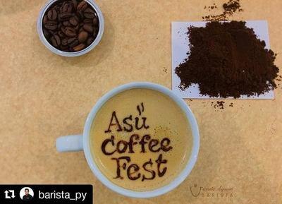 """Charlas y degustaciones en el """"Asu Coffee Fest"""""""