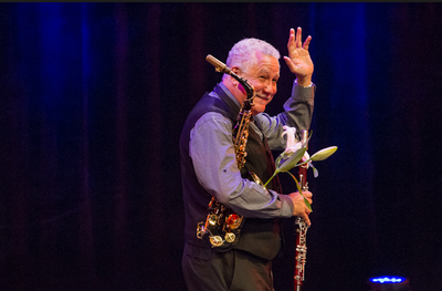 Berta Rojas invita a saxofonistas y clarinetistas a tocar con Paquito D'Rivera